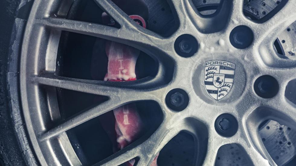 Porsche 911 congelado (XV)