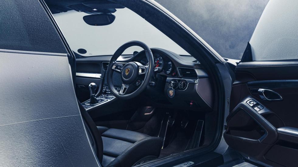 Porsche 911 congelado (XVI)