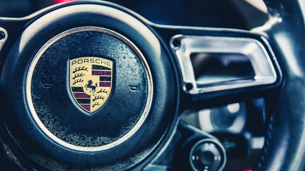 Porsche 911 congelado (XVIII)