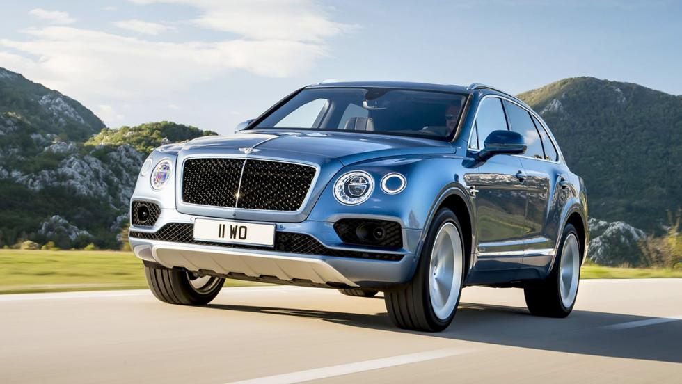 Prueba del Bentley Bentayga diésel