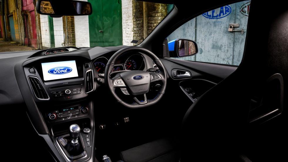 Prueba del Ford Focus RS Mountune