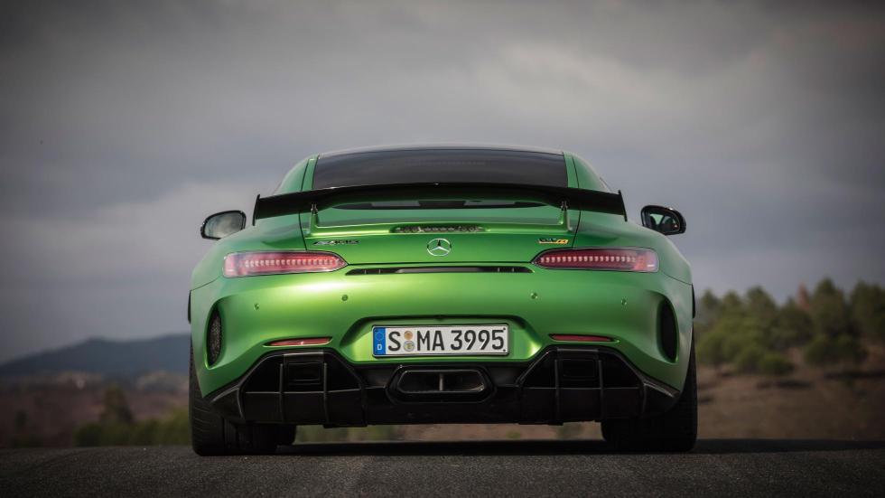 Prueba Mercedes-AMG GT R (IX)