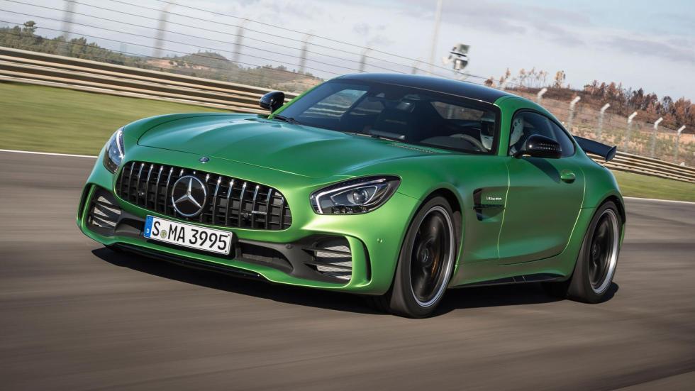 Prueba Mercedes-AMG GT R (V)