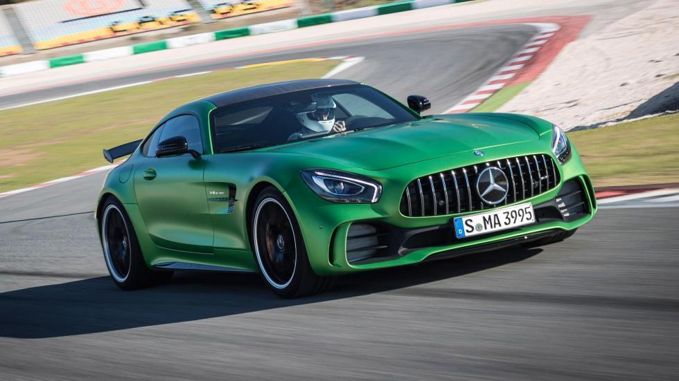 Prueba Mercedes-AMG GT R (VI)