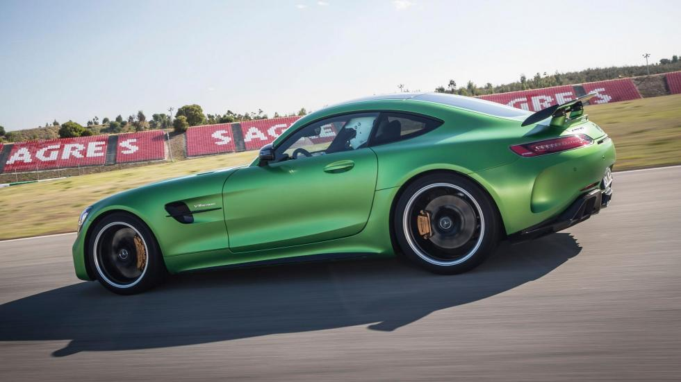 Prueba Mercedes-AMG GT R (VII)