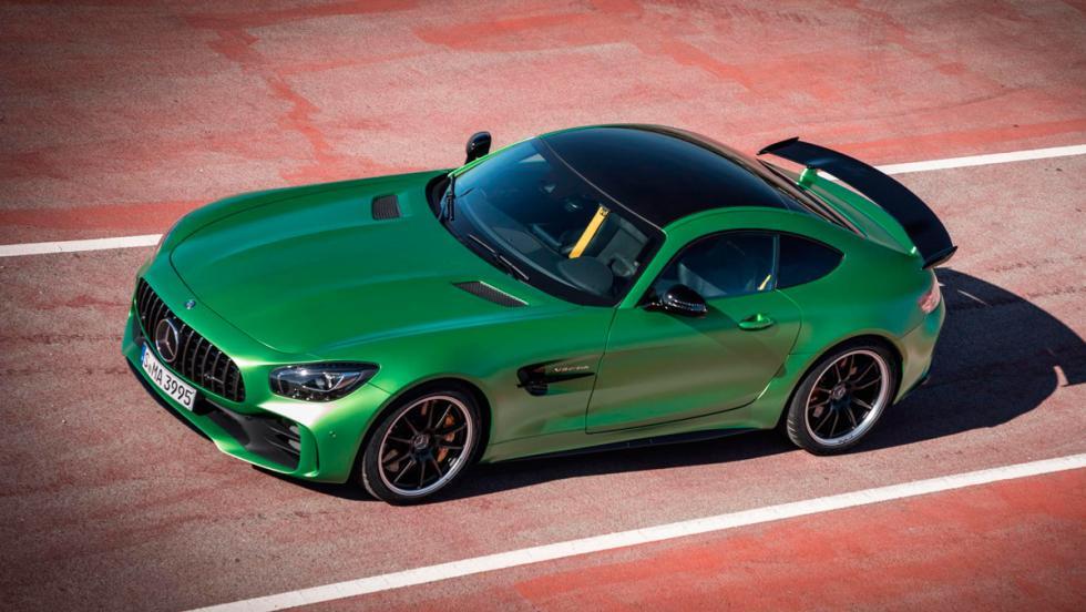 Prueba Mercedes-AMG GT R (VIII)