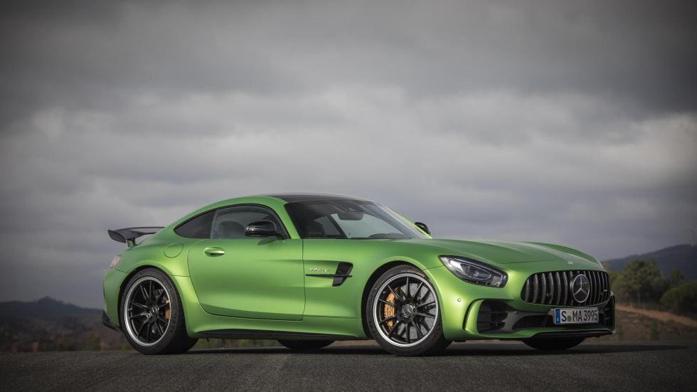 Prueba Mercedes-AMG GT R (X)