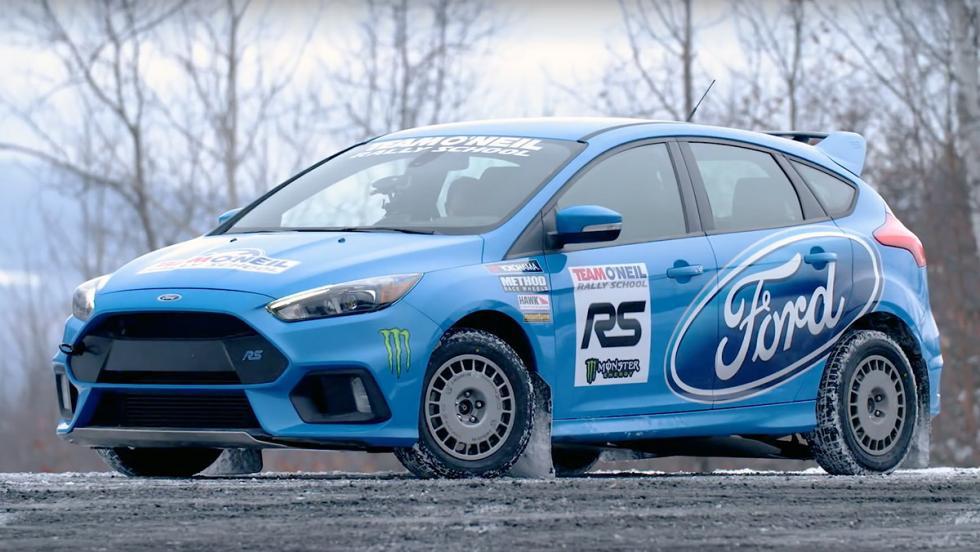 ¿Puede ser más rápido el Ford Focus RS con el modo Drift?
