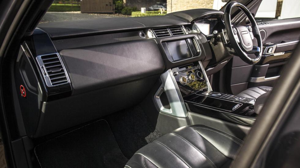 Range Rover todoterreno lujo clásico moderno 1970 1972 bahamas gold todo terreno