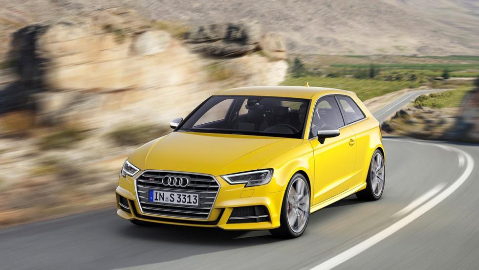 Rivales del SEAT León Cupra 2017 - Audi S3 2016 - 310 CV