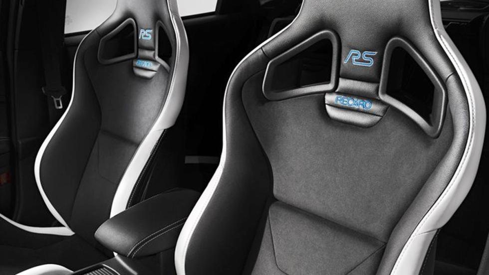 Rivales del SEAT León Cupra 2017 - Ford Focus RS - 350 CV