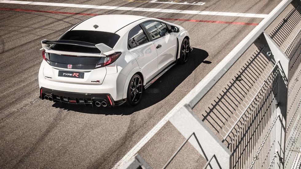 Rivales del SEAT León Cupra 2017 - Honda Civic Type R - 310 CV