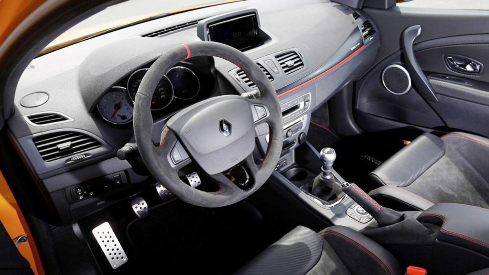 Rivales del SEAT León Cupra 2017 - Renault Megane RS 275 Trophy - 275 CV