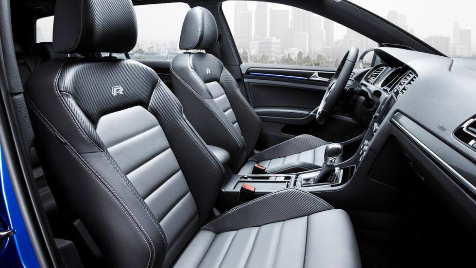 Rivales del SEAT León Cupra 2017 - VW Golf R Variant - 300 CV