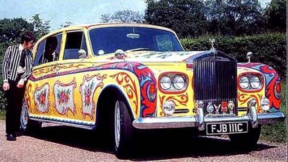 El Rolls psicodélico de Lennon