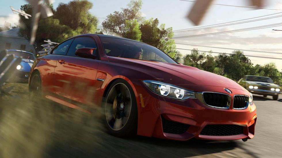 Los siete mejores momentos de los videojuegos de coches en 2016