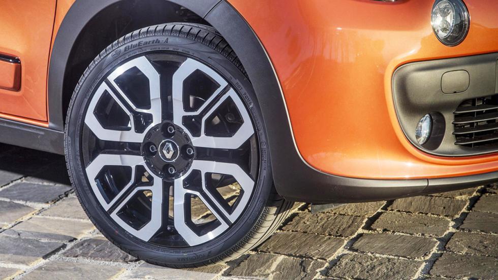 Todos los detalles del Renault Twingo GT