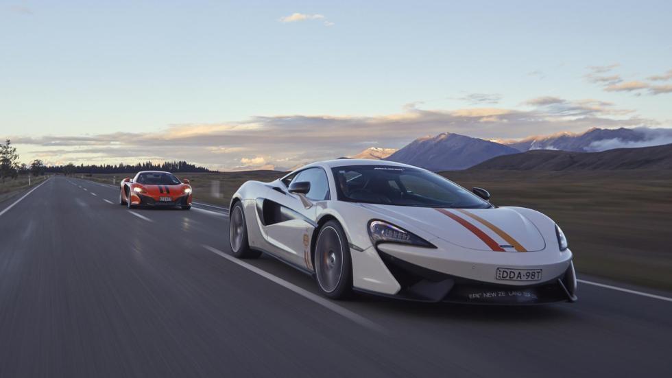 Tour McLaren Nueva Zelanda 2016 (IX)