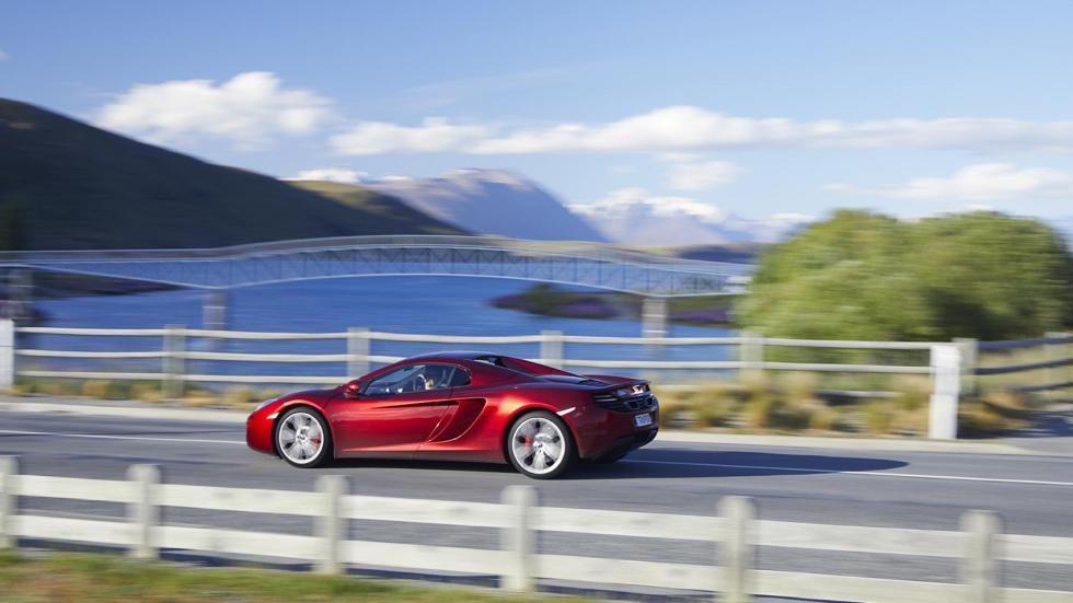 Tour McLaren Nueva Zelanda 2016 (V)