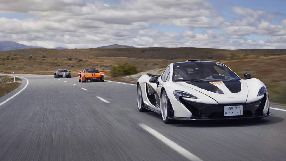 Tour McLaren Nueva Zelanda 2016 (XIV)