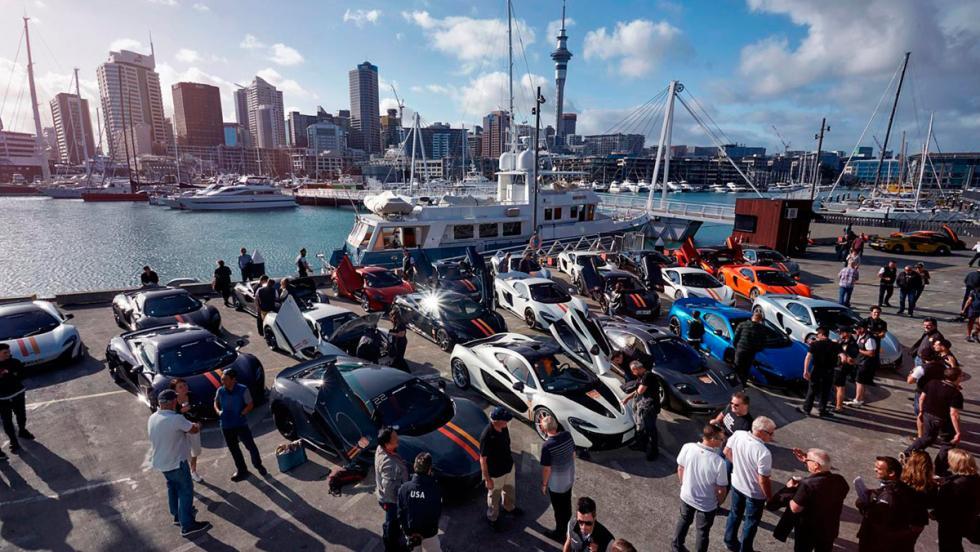Tour McLaren Nueva Zelanda 2016 (XXX)