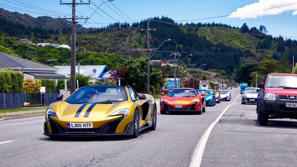 Tour McLaren Nueva Zelanda 2016 (XXXVI)