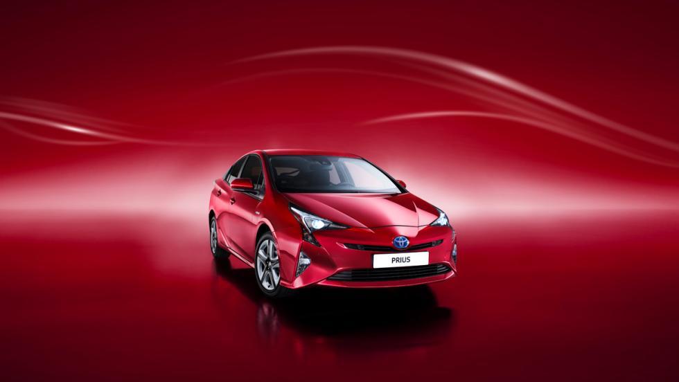 Toyota Prius 2017 (I)