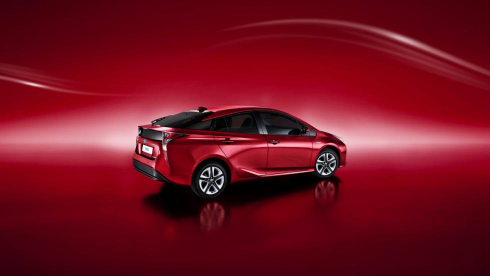 Toyota Prius 2017 (II)
