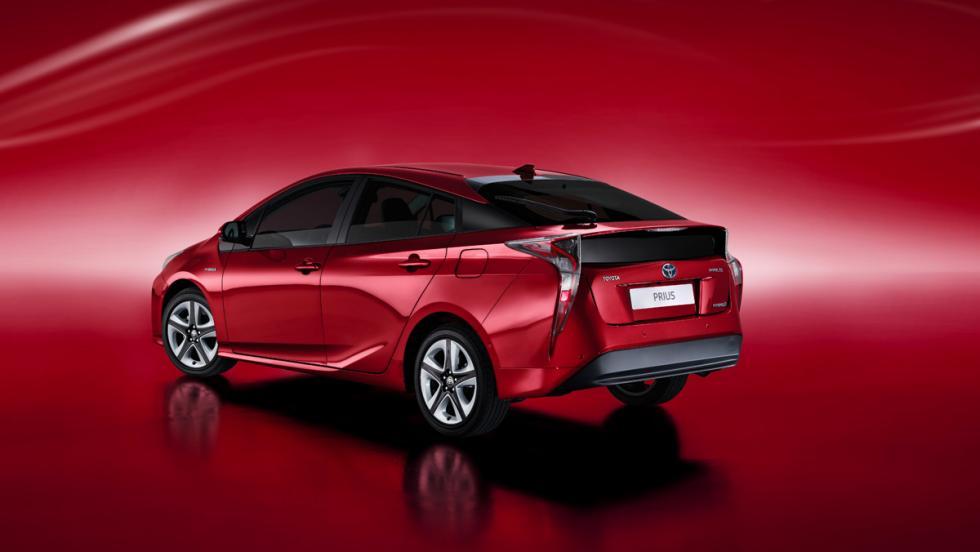 Toyota Prius 2017 (IV)