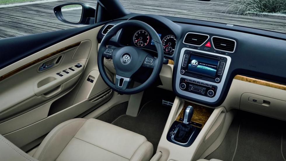 Volkswagen Eos descapotable