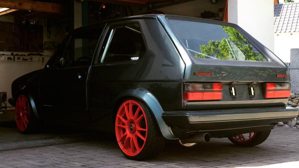 Volkswagen Golf GTI MkI (I)