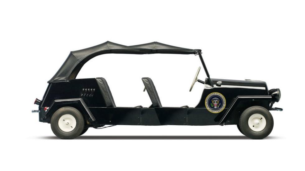 1. King Midget Custom (1953) para el Presidente Dwight D. Eisenhower