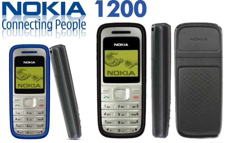Nokia 1200 | Fecha de lanzamiento: 2007 | Millones de unidades vendidas: 150