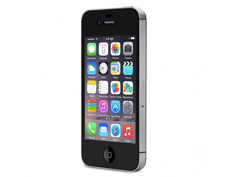 iPhone 4S | Fecha de lanzamiento: 2011 | Millones de unidades vendidas: 60