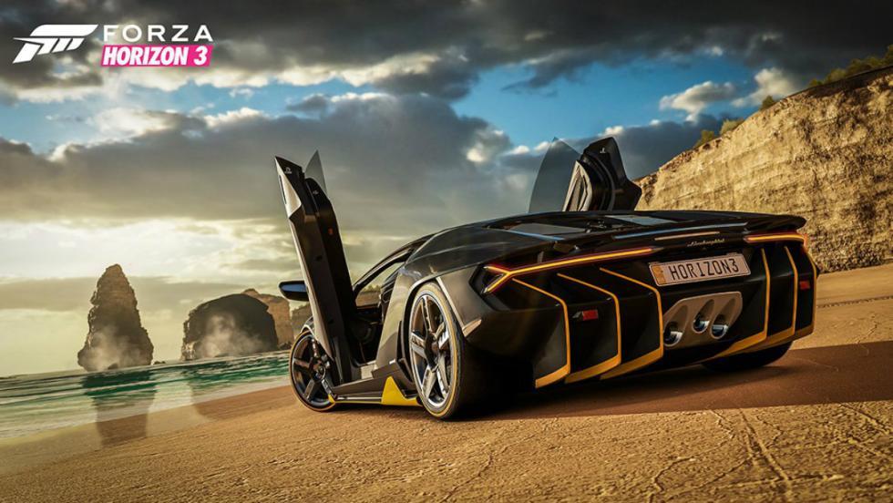 5 - Forza Horizon 3