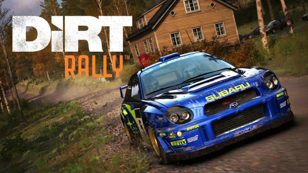 6 - Dirt Rally