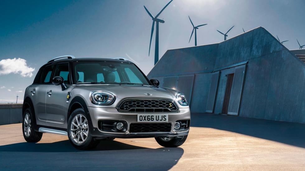 Mini Countryman S E Hybrid