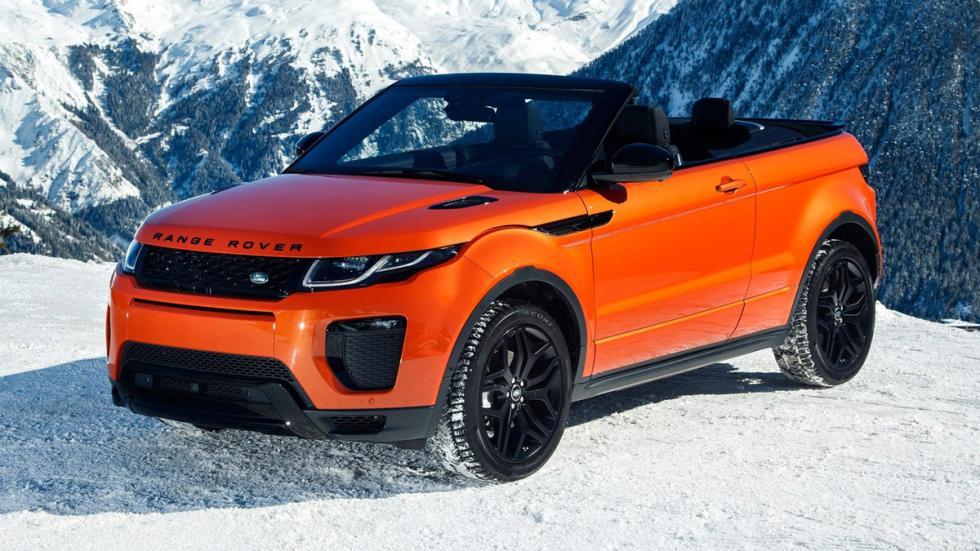 mejores-coches-viajar-invierno-Range-Rover-Evoque-Convertible