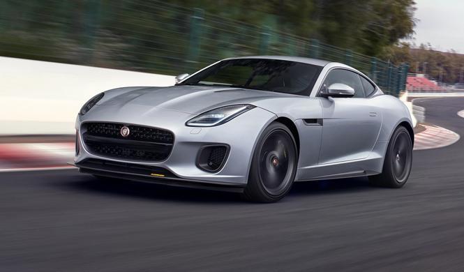 Jaguar presenta al renovado F-Type 2017