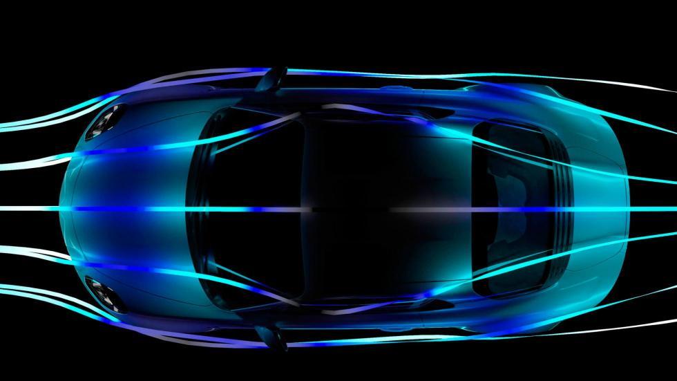 Alpine AS 1 2017, aerodinámica (II)