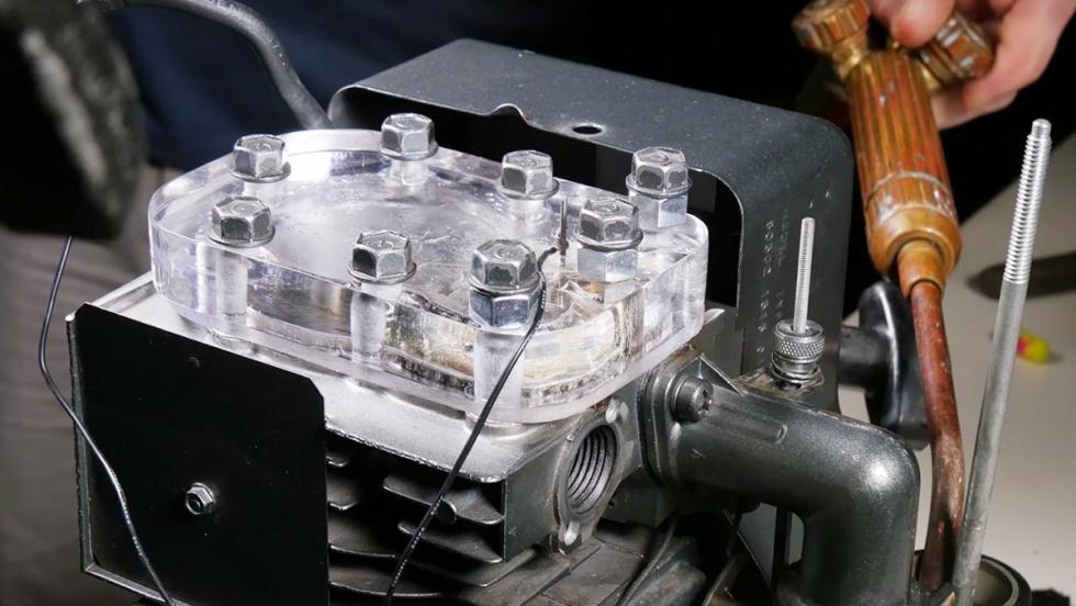 Así funciona un motor de combustión