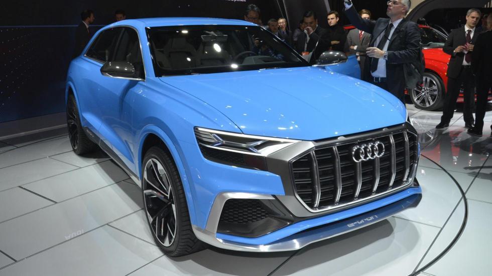 Audi Q8 concept (I)