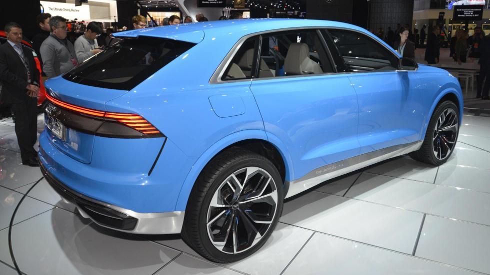 Audi Q8 concept (II)