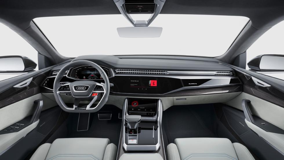 Audi Q8 concept (X)