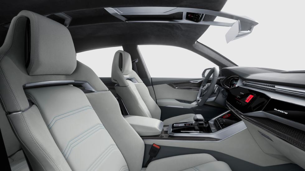 Audi Q8 concept (XI)