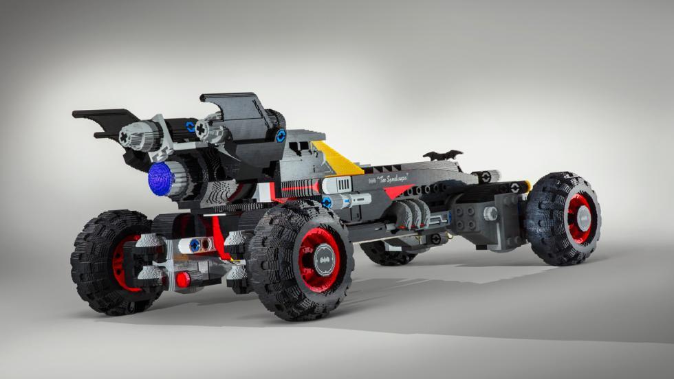 Batmóvil de Lego, versión Chevrolet (IV)