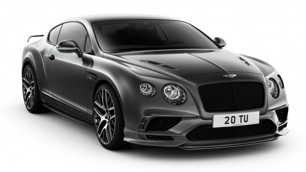 Bentley Continental GT Supersports (V)