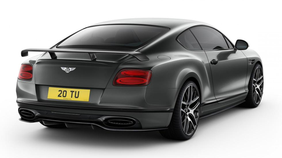 Bentley Continental GT Supersports (VII)