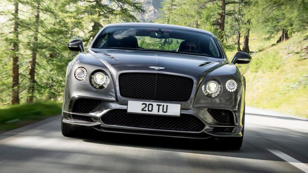 Bentley Continental GT Supersports (X)