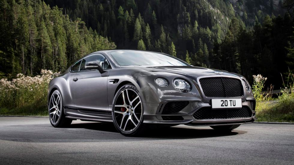 Bentley Continental GT Supersports (XI)